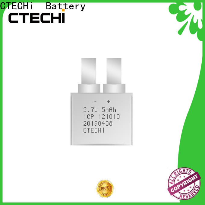 CTECHi micro-thin battery customized for industry