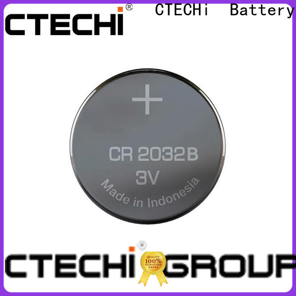 CTECHi stable panasonic lithium batteries customized for flashlight