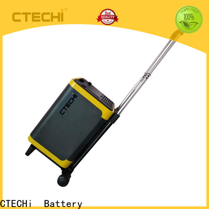 CTECHi professional lithium battery power station manufacturer for outdoor