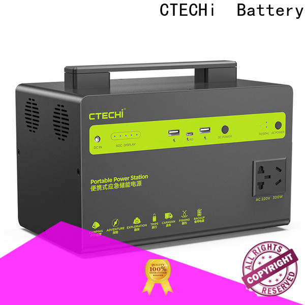 CTECHi portable power station 220v customized for outdoor