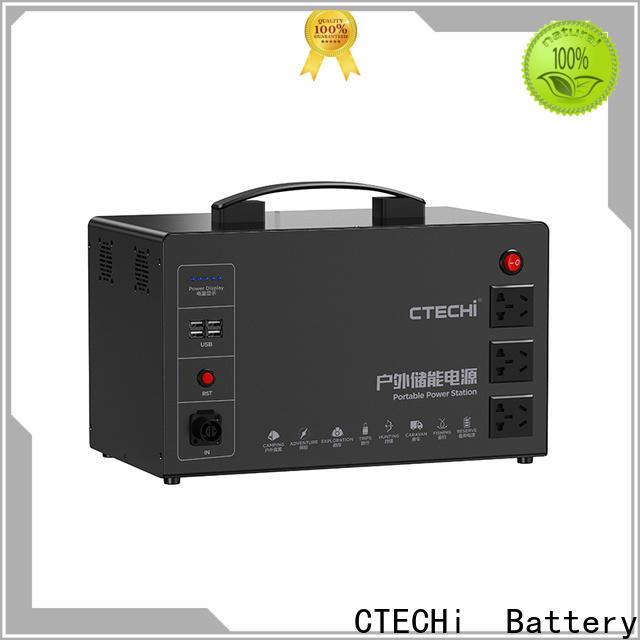 CTECHi outdoor power station factory for commercial