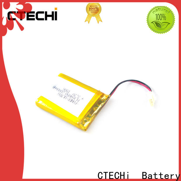 CTECHi lithium polymer battery 12v customized for