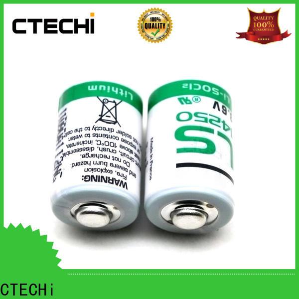 CTECHi multifunctional saft lithium battery manufacturer for aerospace