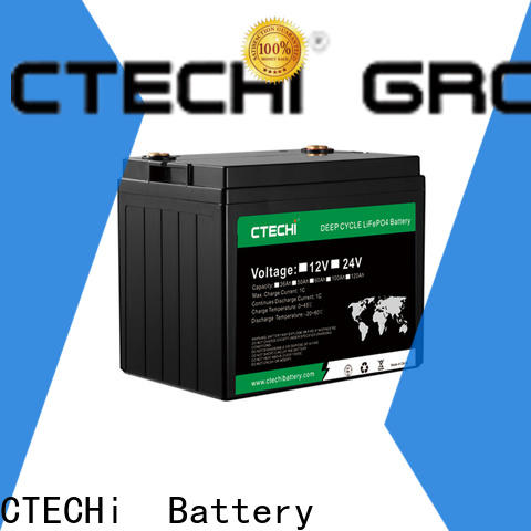 professional lifepo4 battery case supplier for Golf Carts