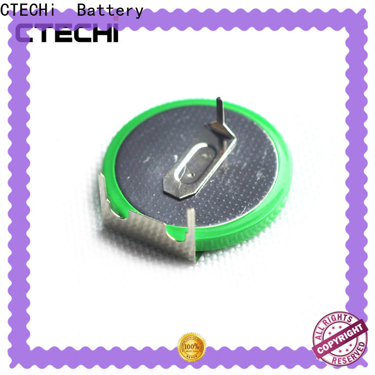 CTECHi lithium button batteries series for instrument