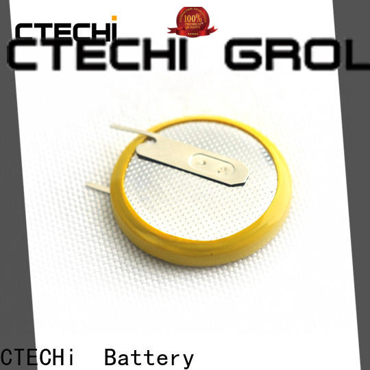 CTECHi electronic coin cell battery personalized for computer