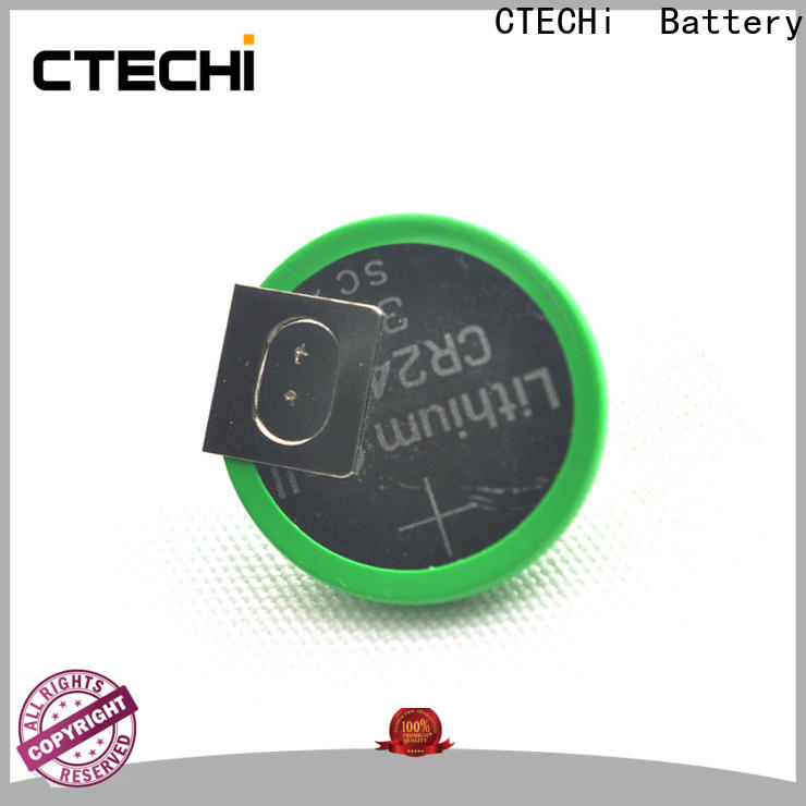 miniature button battery series for instrument