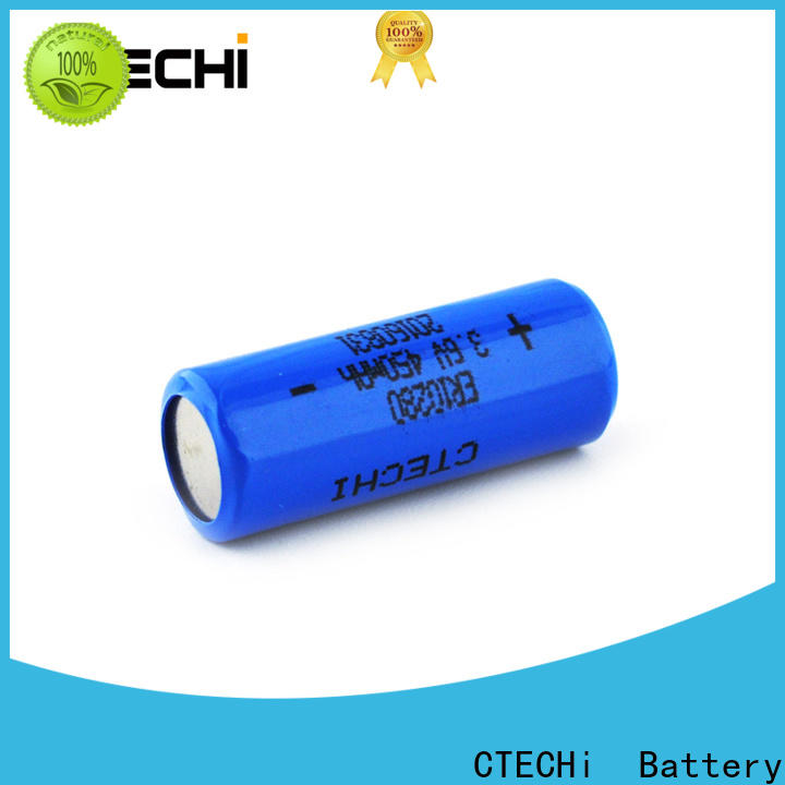 CTECHi digital lithium cell batteries personalized for remote controls