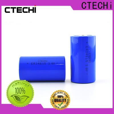 CTECHi electronic lithium cell batteries manufacturer for digital products