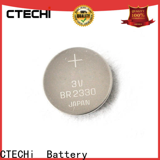 CTECHi heat resistance br battery design for cameras