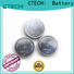 CTECHi small rechargeable coin batteries wholesale for calculator