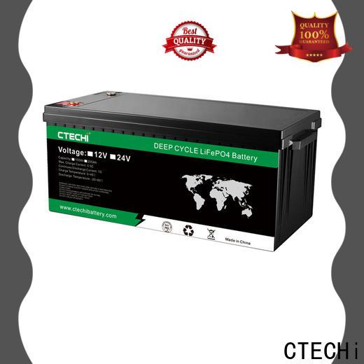 durable lifep04 battery pack supplier for E-Forklift