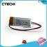 CTECHi li-polymer battery supplier for