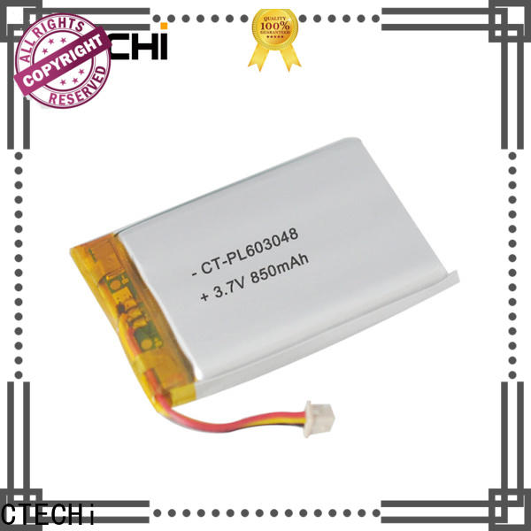 CTECHi quality lithium polymer battery 12v series for smartphone