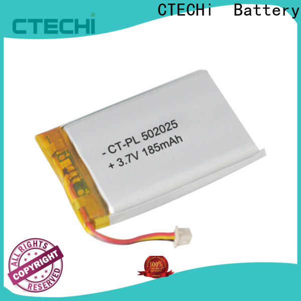 37v lithium polymer battery customized for electronics device