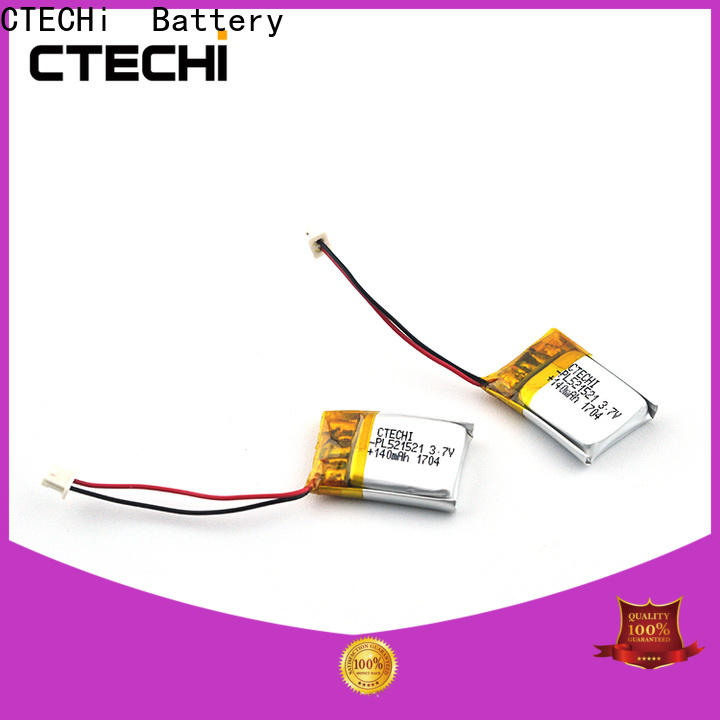 CTECHi lithium polymer battery 12v series for electronics device