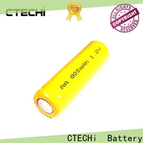 CTECHi saft ni cd battery factory for emergency lighting