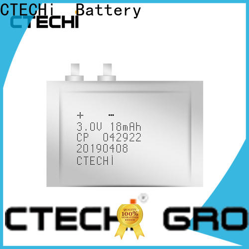 reliable ultra-thin battery series for factory