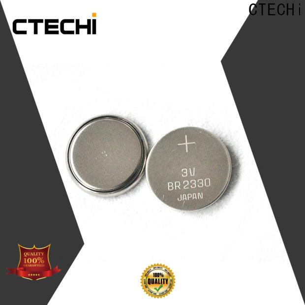 CTECHi professional panasonic lithium battery 3v customized for robots