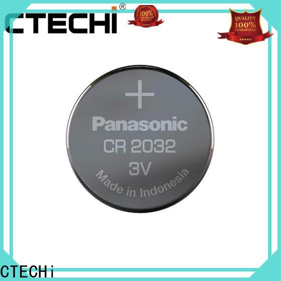 stable panasonic lithium battery customized for flashlight