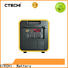 quality lithium battery power station customized for hospital