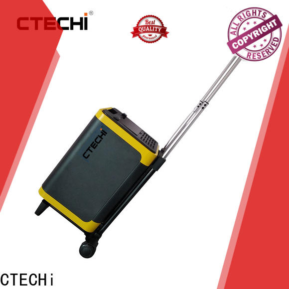 CTECHi portable solar power station personalized for back up