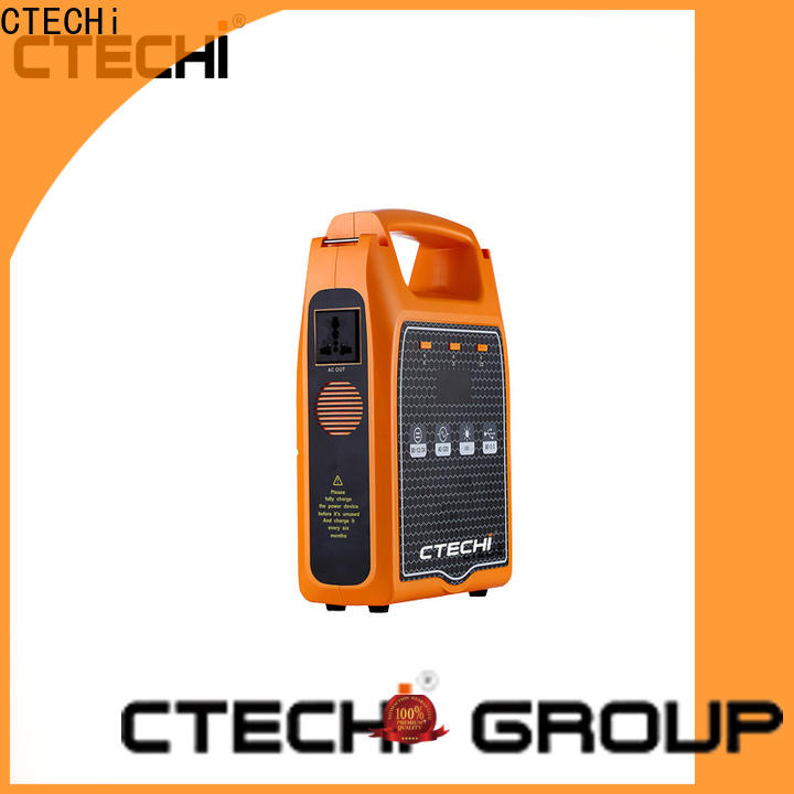 certificated outdoor power station manufacturer for camping