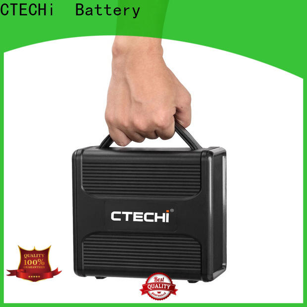 CTECHi certificated portable solar power station factory for household