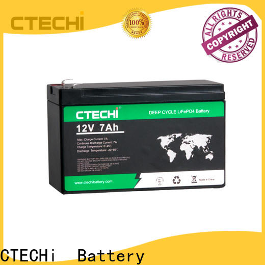 stable lifepo4 battery kit factory for Golf Carts