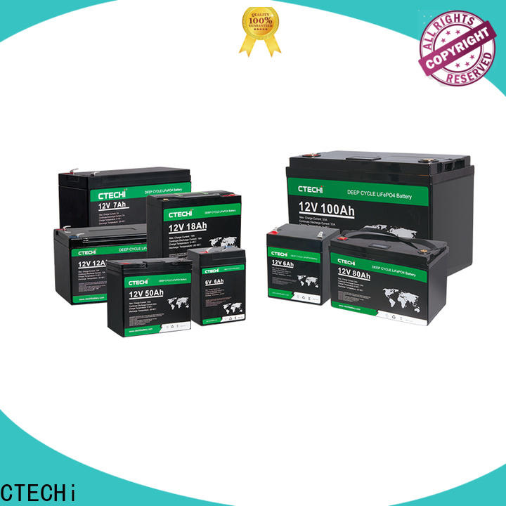 durable lifepo4 battery kit manufacturer for Cleaning Machine