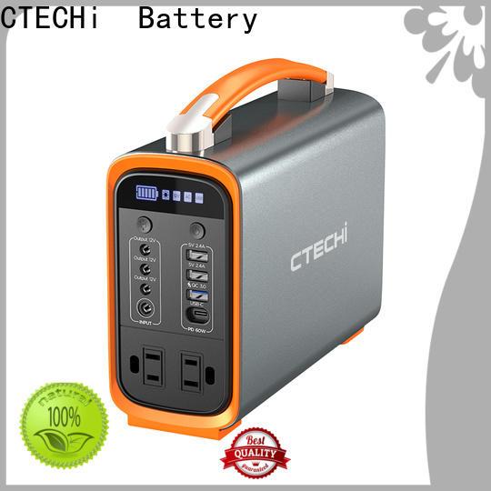 CTECHi sturdy 1500w power station customized for hospital