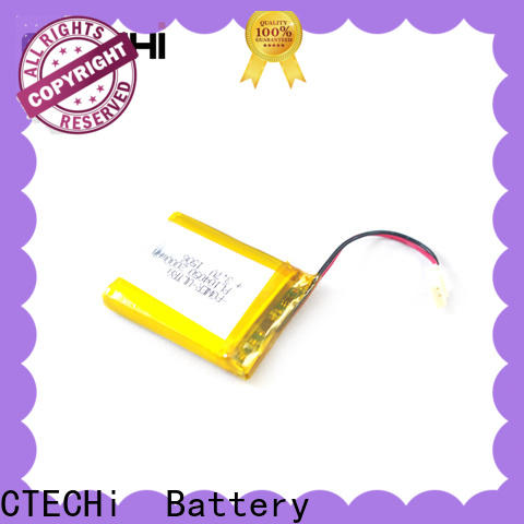 CTECHi lithium polymer battery charger personalized for phone