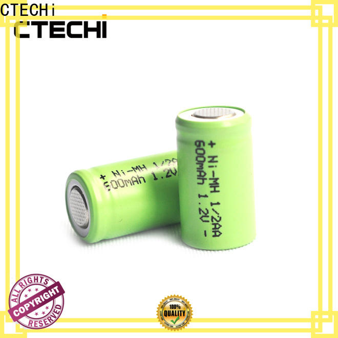 CTECHi nickel-metal hydride batteries customized for medical equipment