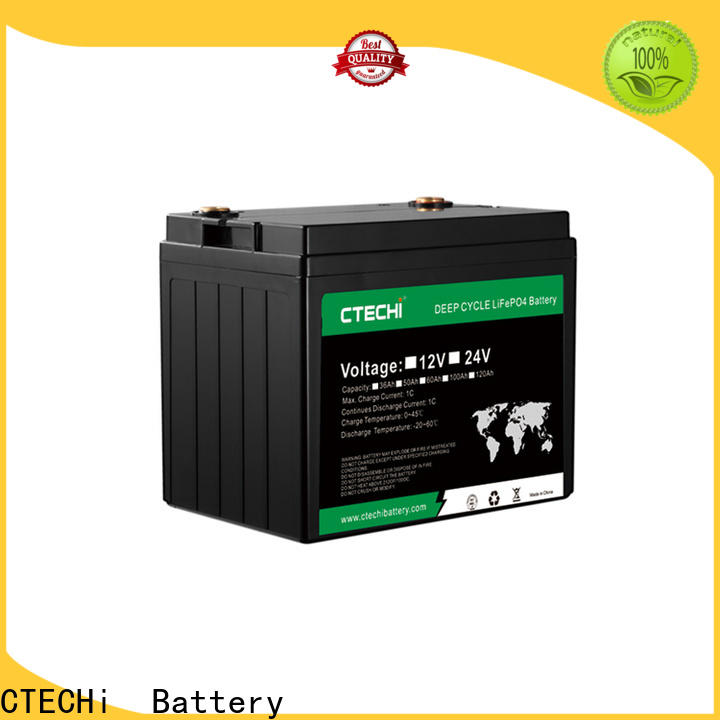 durable lifepo4 battery kit customized for RV