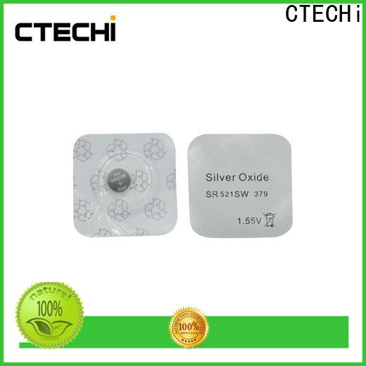 high quality sliver oxide battery wholesale for car key