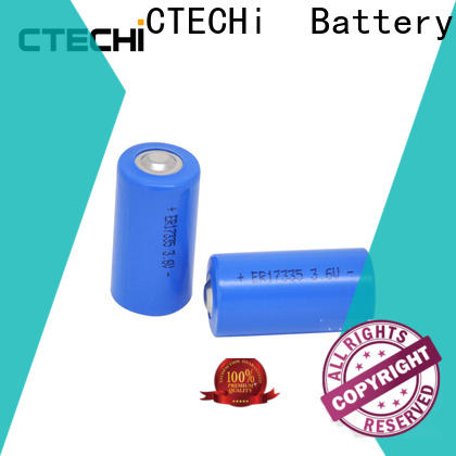 CTECHi cylindrical lithium battery price factory for remote controls