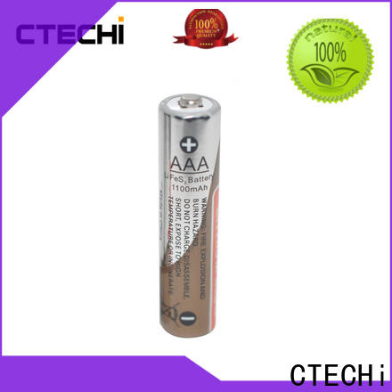 CTECHi primary aa lithium batteries series for electric toys