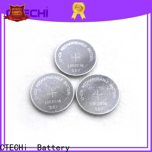 CTECHi charging rechargeable c batteries factory for watch