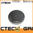 CTECHi charging rechargeable button cell batteries manufacturer for watch