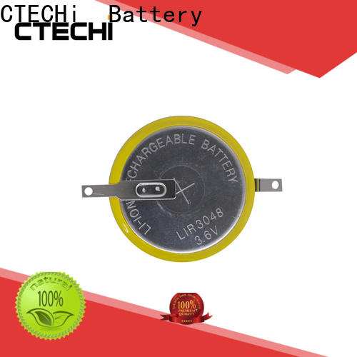 CTECHi electronic rechargeable cell battery wholesale for watch
