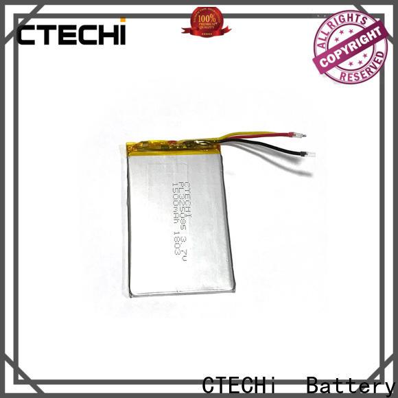 37v lithium polymer battery series for