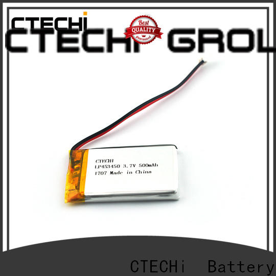 CTECHi quality lithium polymer battery customized for smartphone