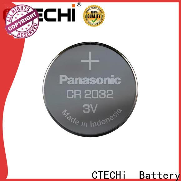 CTECHi durable panasonic lithium battery 18650 supplier for UAV