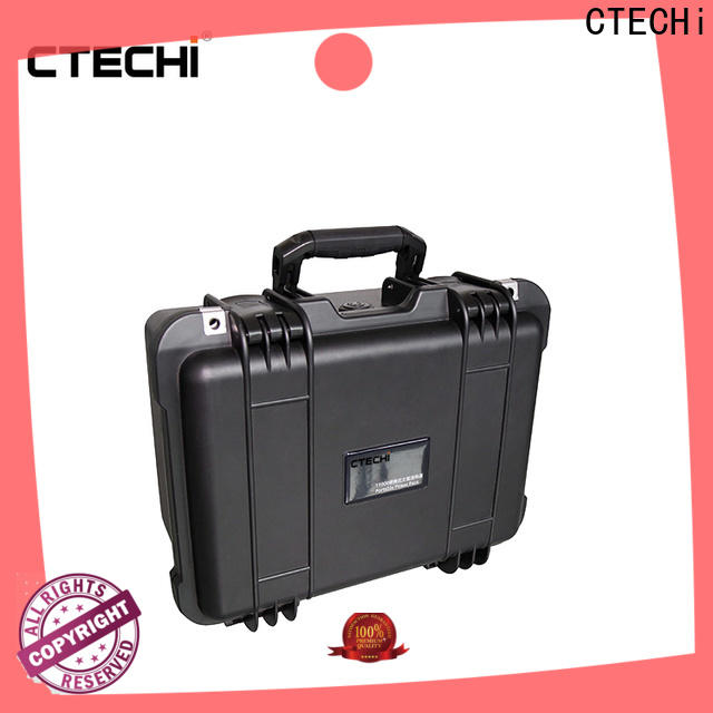 CTECHi lithium battery power station customized for hospital