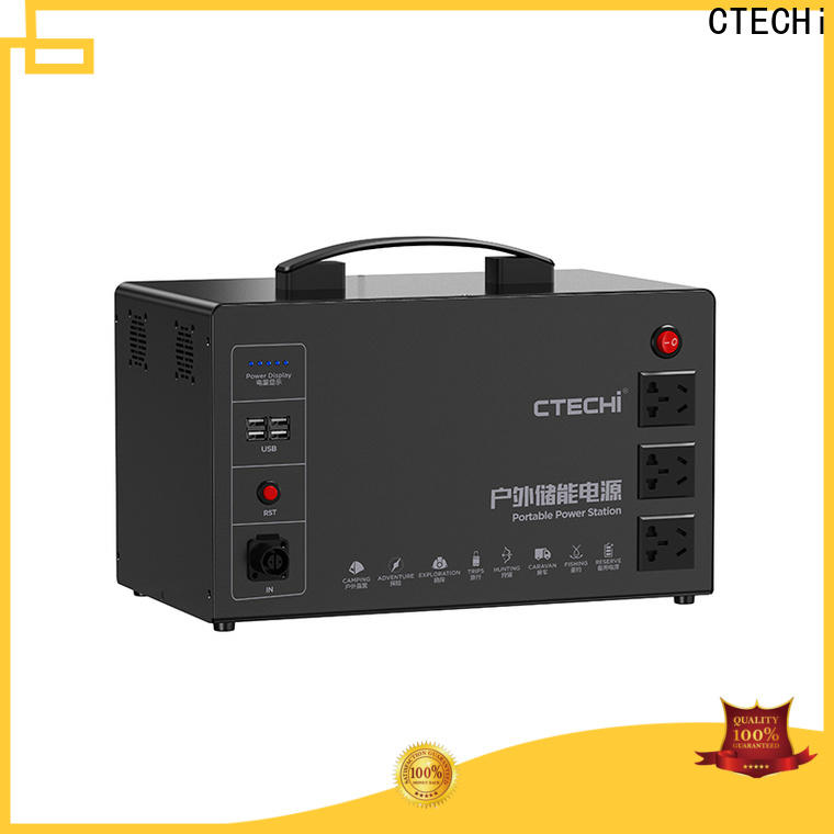 certificated battery power station customized for household