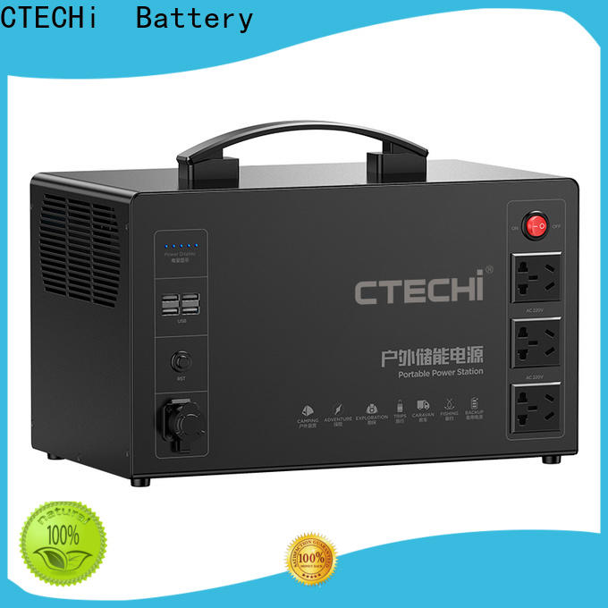 sturdy lithium power station personalized for household