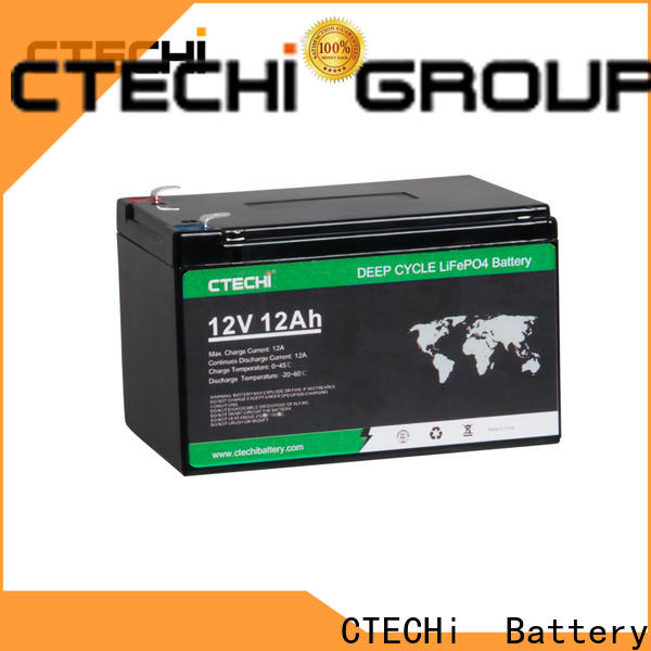 stable LiFePO4 Battery Pack manufacturer for Golf Trolley