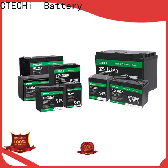 professional lifep04 battery pack supplier for E-Forklift