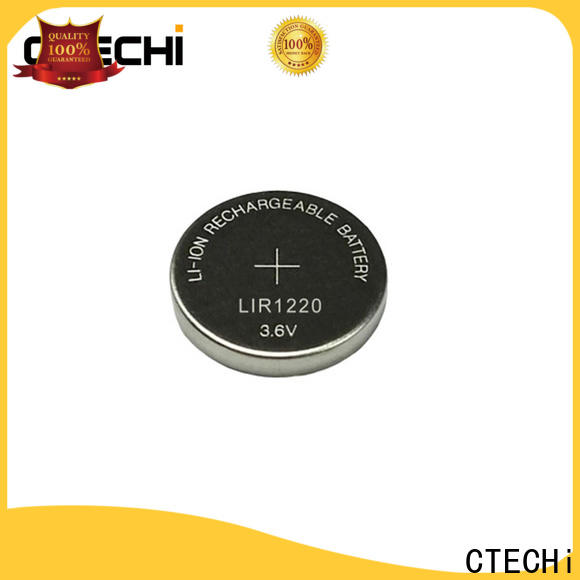 CTECHi rechargeable c batteries manufacturer for watch
