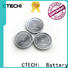 CTECHi electronic rechargeable button batteries wholesale for calculator